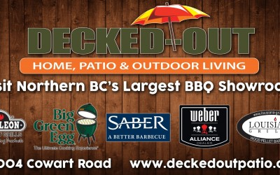 NEW 2016 BBQs Are Here!  Napoleon Grills, Weber, Saber, Big Green Egg and more…